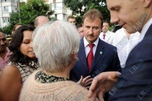 Попов остановил скандальную стройку на Троещине