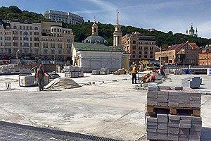 Кличко: Почтовая площадь будет обустроена и введена в эксплуатацию ко Дню Независимости