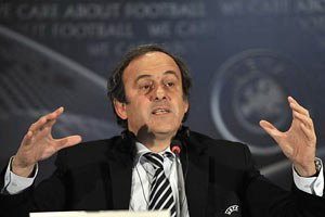 Платини: благодаря Евро Украина шагнула на 30 лет вперед