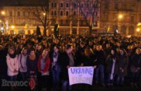 Украину охватили митинги из-за срыва СА