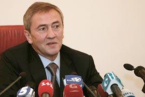 Черновецкий первым поздравил киевлян с Днем города
