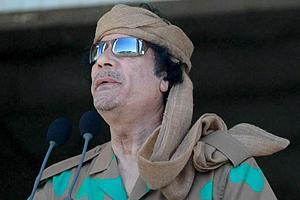 Своим медсестрам Каддафи оплачивал шопинг, квартиры и дарил золотые часы