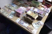 В нелегальных обменниках Киева изъяли 12 млн гривен (обновлено)