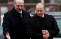 Путін відвідає насамперед Лукашенка
