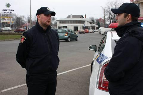 В Одессе сменился начальник патрульной полиции