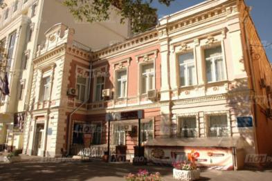 В центре Киева реконструируют дом Максимовича