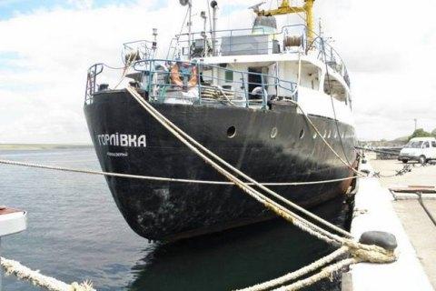 Тетерук предложил пополнить флот ВМС Украины списанными натовскими кораблями