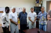 Частину затриманих у Лівії українців відпустили на волю