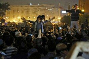 В Каире протесты разогнали танками: 2 погибших