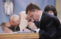 Левочкин опечалился из-за Тимошенко