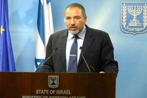 Либерман призвал евреев покинуть Францию