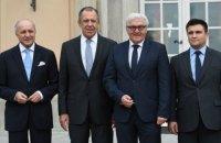 Про паризьку зустріч міністрів у «Нормандському форматі»