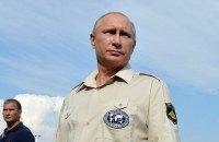 Путин ответил Порошенко по поводу своего визита в Крым