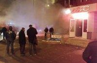 В кафе в центре Харькова произошел взрыв