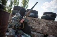Боевики активизировали нападения на силы АТО (обновлено)