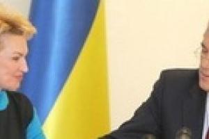 Ющенко назначил Богатыреву на место Марчука