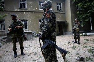 Боевики за ночь четыре раза обстреляли армию, - СНБО