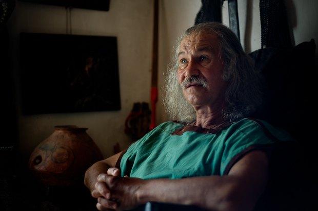 Бывший режиссер Олег Петрик называет Киев «содомом и гоморрой», и добавляет: «И слышать ничего о нем не хочу»