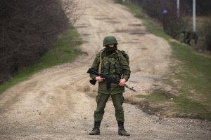 Силы АТО поймали российского солдата-срочника