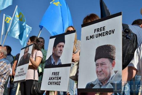 Великобритания потребовала освободить Умерова