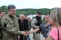 Війна та мир Петра Порошенка