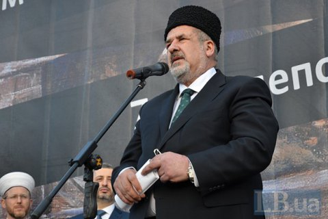 Чубаров предложил переписать главу Конституции о Крыме