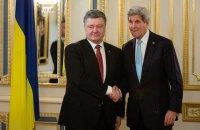 Керри назвал прекращение огня на Донбассе главным условием выполнения Минских соглашений