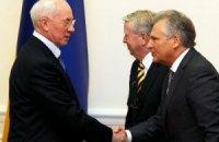 Кокс и Квасьневский перенесли встречу с Азаровым