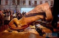 Оппозиция открестилась от сноса Ленина