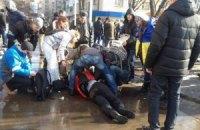 Геращенко подтвердил гибель двоих людей в Харькове
