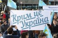 1944: про Крим не можна мовчати