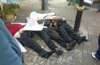 """В гостинице """"Украина"""" уже 13 трупов"""