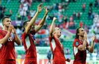Чехія втримала перемогу над греками