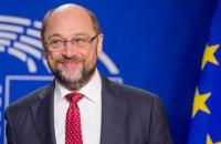 Безвиз для Украины зависит от способности стран ЕС договориться, - Шульц