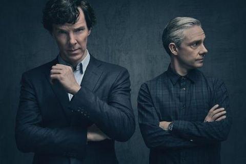 """Нові серії """"Шерлока"""" покажуть на початку 2017 року"""
