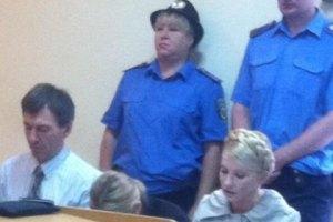 Началось очередное заседание по делу Тимошенко