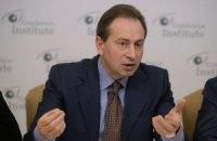 Томенко предложил отключить российские телеканалы