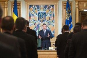 У нас достаточно сил контролировать ситуацию, - Янукович