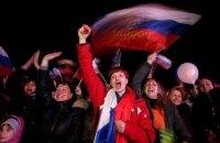 """Янукович: решение о """"референдуме"""" в Крыму было принято под влиянием российских военных"""