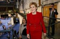 Националисты третий раз подряд одержали победу на выборах в Шотландии