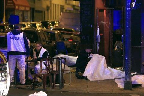 УБельгії затримали щедвох підозрюваних упаризьких терактах