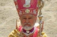 Умер глава украинской епархии Армянской церкви