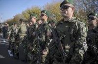 Госпогранслужба сообщила о перестрелке пограничников с вооруженной группой в субботу