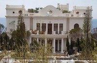 В интернет попали фотографии крымского особняка Медведчука