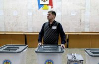 На выборах в Молдове проголосовали более трети избирателей