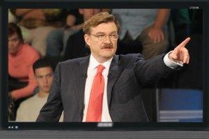 ТВ: Футбол, Табачник и Россия