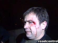 """""""Дорожный контроль"""" обвинил гаишников в организации избиения своих журналистов"""