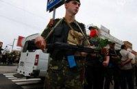 Под Луганском ведется стрельба