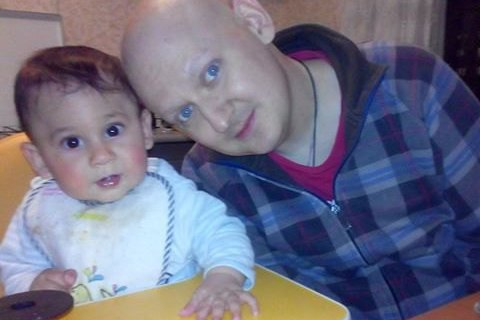 Молодому отцу из Днепропетровска срочно нужна помощь на лечение рака (ОБНОВЛЕНО)
