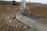 Подачу электричества в Крым восстановят в ближайшее время, – Порошенко